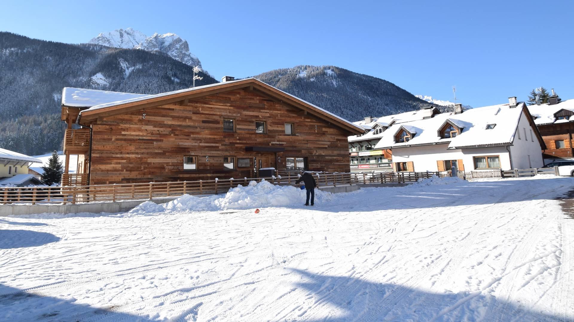 """""""Rauterhof"""" Sesto/Sexten Dolomites Italy"""